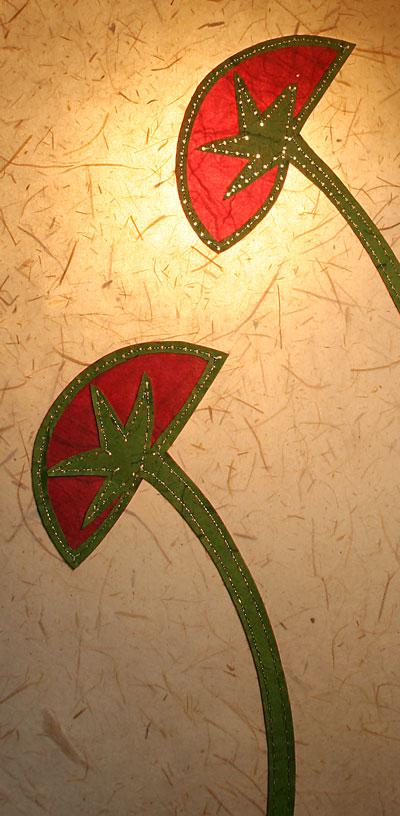 Stitched-knautia
