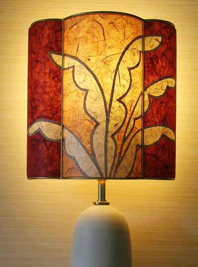 Fleur-lamp
