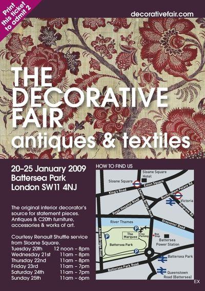 Decorative antiques jan09