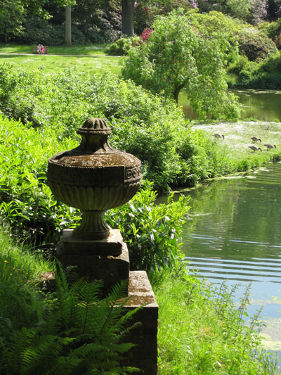 Stourhead-lake