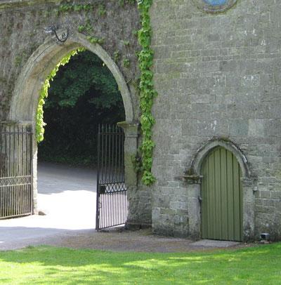 Stourhead-gates