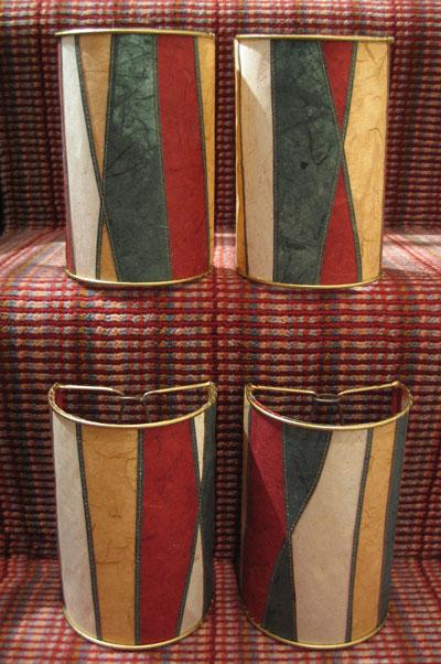 Set-green-claret-stripe-wal