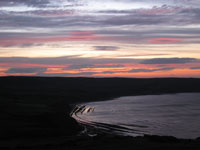 Robin-hood's-bay-sunset