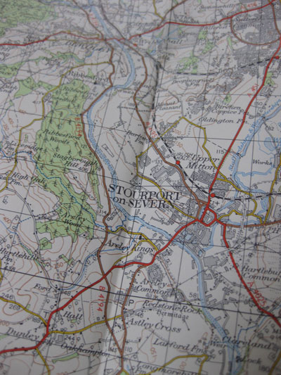 Stourport-OS-map