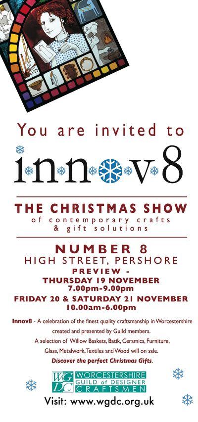Your innov8 invite