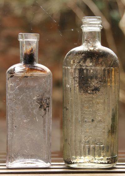 Garden-bottles