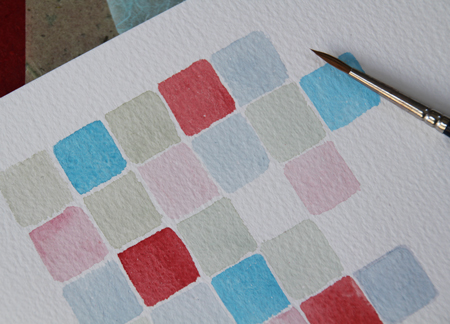 Watercoloured-squares