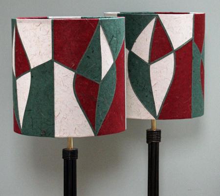 Pair-leaf-drums-unlit