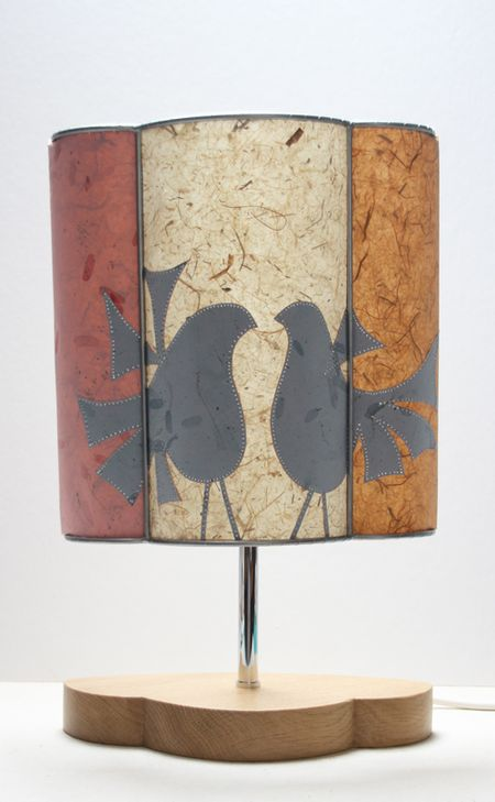 Love-birds-tall-half-lamp