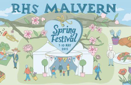 Malvern Spring Festival 7-10 May 2015